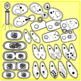 Microbes Reproduction Clipart