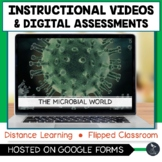 Microbial World Instructional Videos & Quizzes - Distance