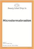 Microdermabrasion Workbook