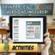 Microeconomics - Theory of Consumer Choice Unit Activity Bundle