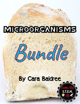 Introduction to Microorganisms Bundle (5th-7th Grades)