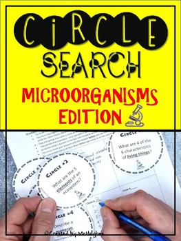 Microorganisms {Circle Search Game}