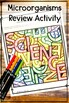 Microorganisms Color by Number Review Activity