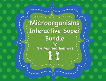 Microorganisms Foldable and Activity Super Bundle