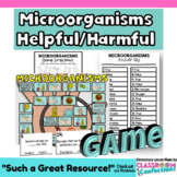 Microorganisms Game: A Life Science Activity