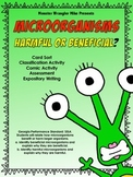 Microorganisms: Harmful or Beneficial?