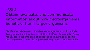 Microorganisms Introduction