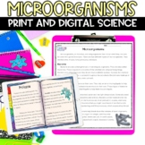 Microorganisms Reading Activity