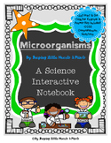 Microorganisms- Science Interactive Notebook & Journal