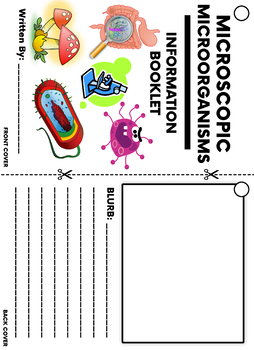 Microorganisms Student Booklet