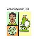 Microorganisms Unit Plans