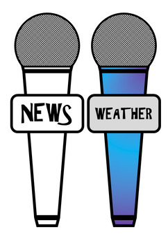 Microphone Templates – news, x-factor, narrator, etc