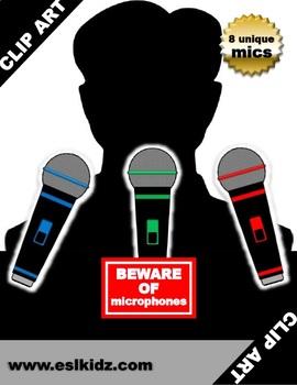 Microphones for Speaking Practice