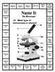 MICROSCOPE GAME