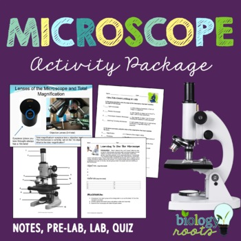 Microscope Activity Package