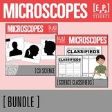Microscope Science Bundle