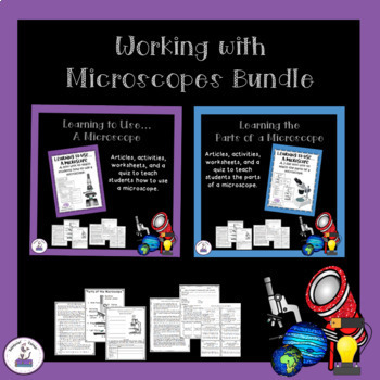 Microscope Bundle - Parts and How to Use