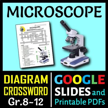 Microscope Crossword with D... by Tangstar Science | Teachers Pay ...