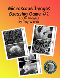 Microscope Image Guessing Game #2 - SEM Images