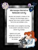 Microscope Interactive Notebook Activity