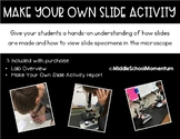 Make Your Own Slide Microscope Activity