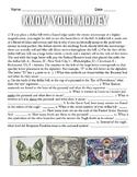 Microscope Lab - Know Your Money w/key