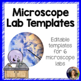 Microscope Lab Templates