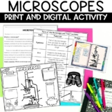 Microscope Parts and Function Activities