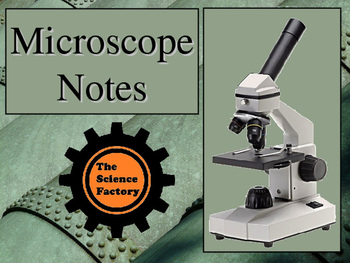 Microscope Notes PowerPoint