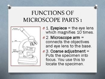 Microscope PowerPoint