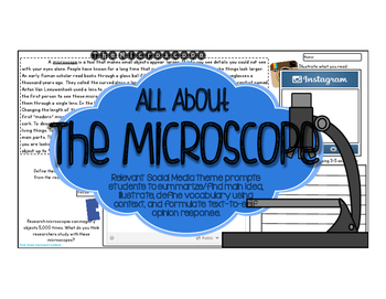 Microscope Science Tools