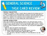 Microscope, Scientific Method & Metric System - TASK CARD REVIEW
