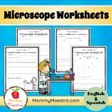 Microscope Worksheets