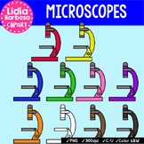 Microscopes { Clip Art for Teachers }