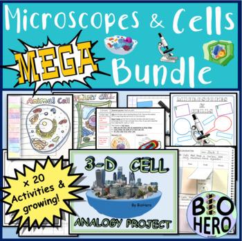 Microscopes and Cells Mega Bundle