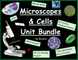 Microscopes and Cells Unit Bundle
