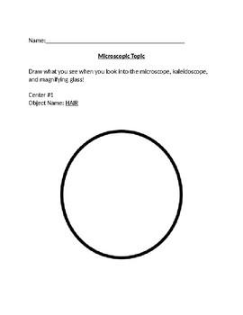 Five Senses Lesson with Worksheet - Kindergarten