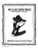 Microslide: Rocks and Rock-Forming Minerals Worksheet