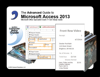 Microsoft Access 2013 Advanced