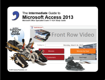 Microsoft Access 2013 Intermediate
