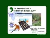 Microsoft Excel 2007 Beginning