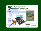 Microsoft Excel 2007 Beginning-SAMPLE FILES