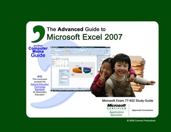 Microsoft Excel 2007 Advanced-SAMPLE FILES