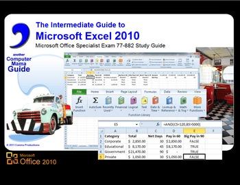 Microsoft Excel 2010 Intermediate: Sample Files