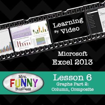 Microsoft Excel 2013 Video Tutorial - Lesson 6