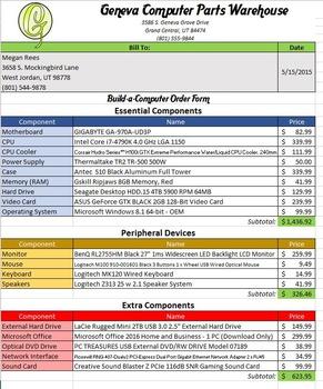 Microsoft Excel 2013 Video Tutorial - Lesson 9