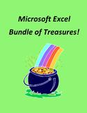 Microsoft Excel Bundle of Treasures! - 3 Excel Units
