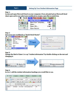Microsoft Excel Custom Grade Book - How To - Be an Excel Master in No Time