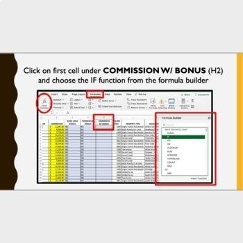 Microsoft Excel: Formulas & Conditional Formatting BUNDLE