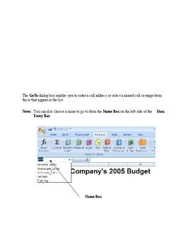 Microsoft Excel Intermediate Courseware and Workbook (2013 thru 2016)